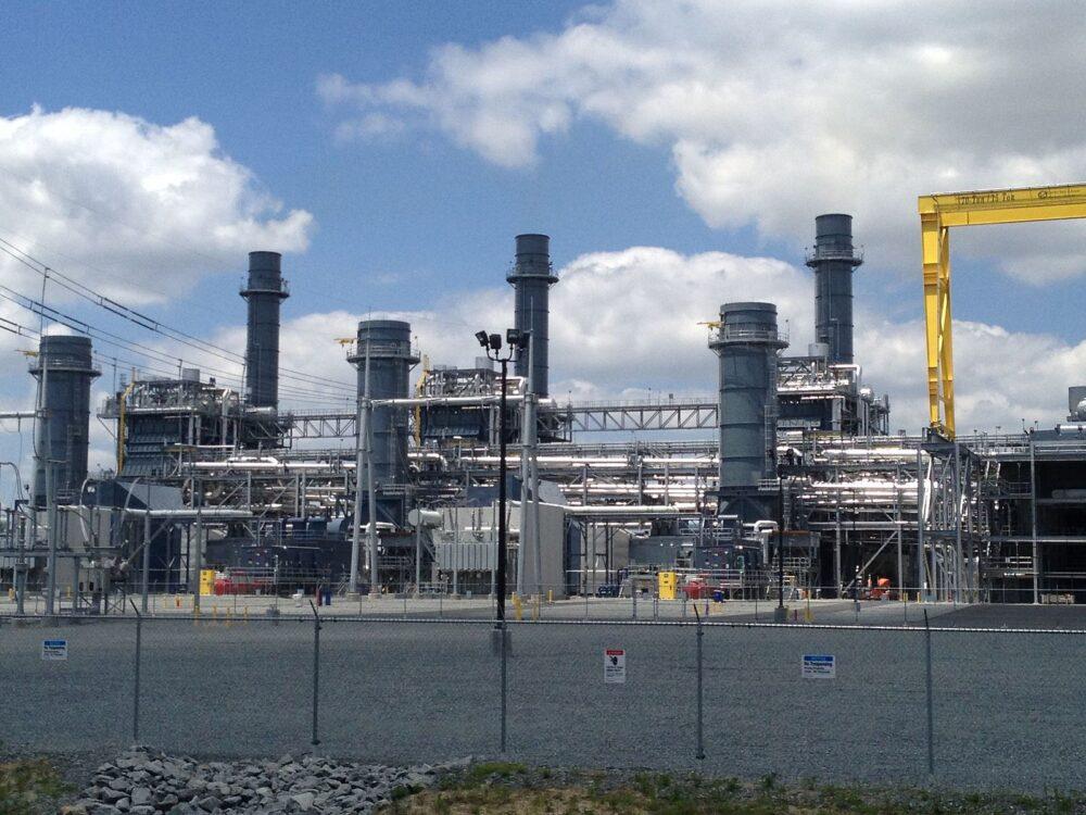 PJM gas-fired projects