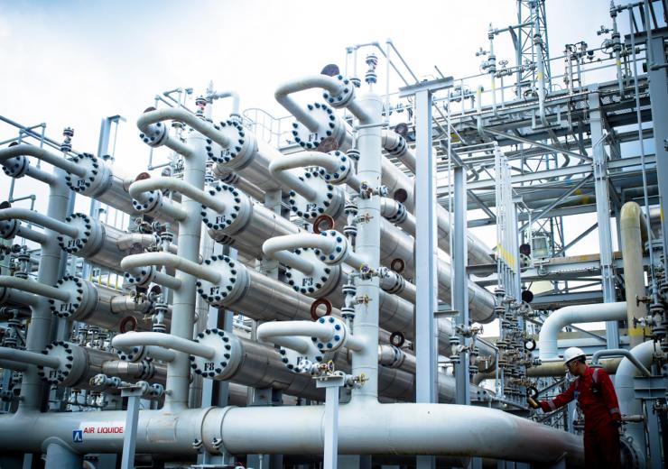 ConocoPhillips Grissik Gas Plant