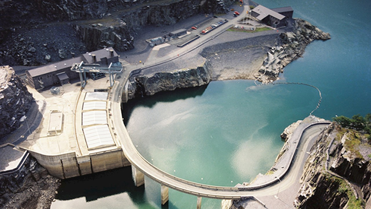 hydroelectric power uk