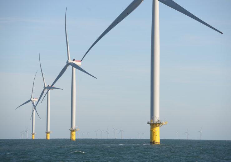 innogy's Galloper Offshore Wind Farm