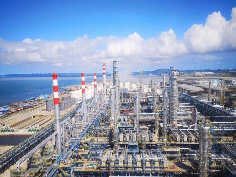 Pulau muara besar brunei refinery project investment terra investment management