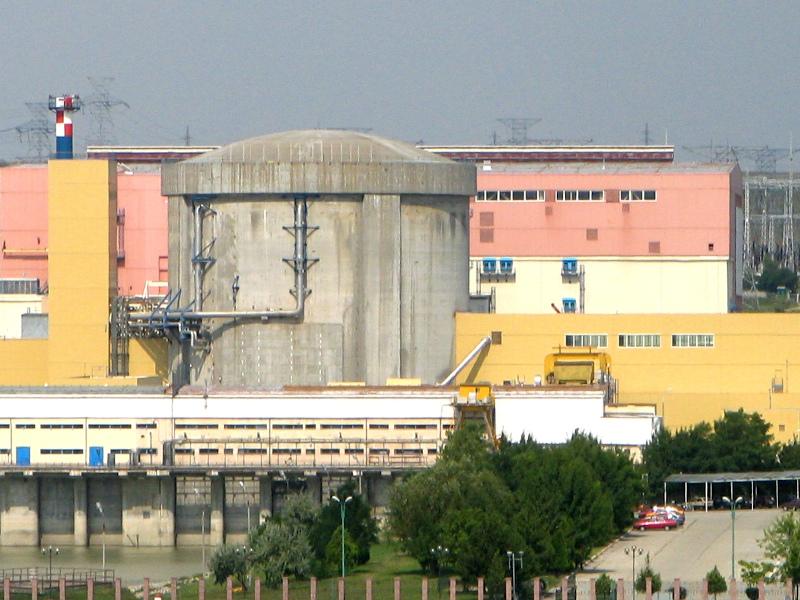 Cernavoda Nuclear Power Plant Expansion