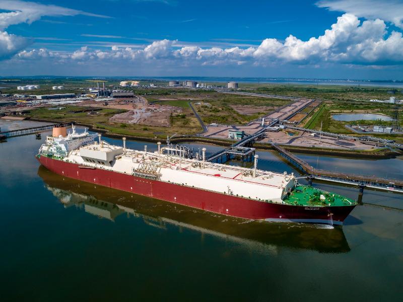 Grain LNG Import Terminal