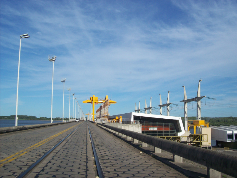 Salto Grande Hydroelectric Complex Modernisation