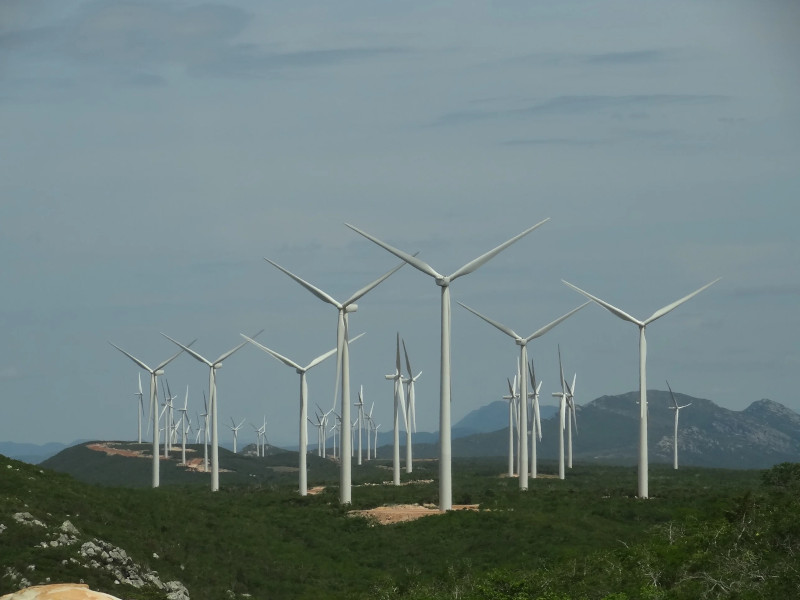 Ventos de Santa Eugenia Wind Project