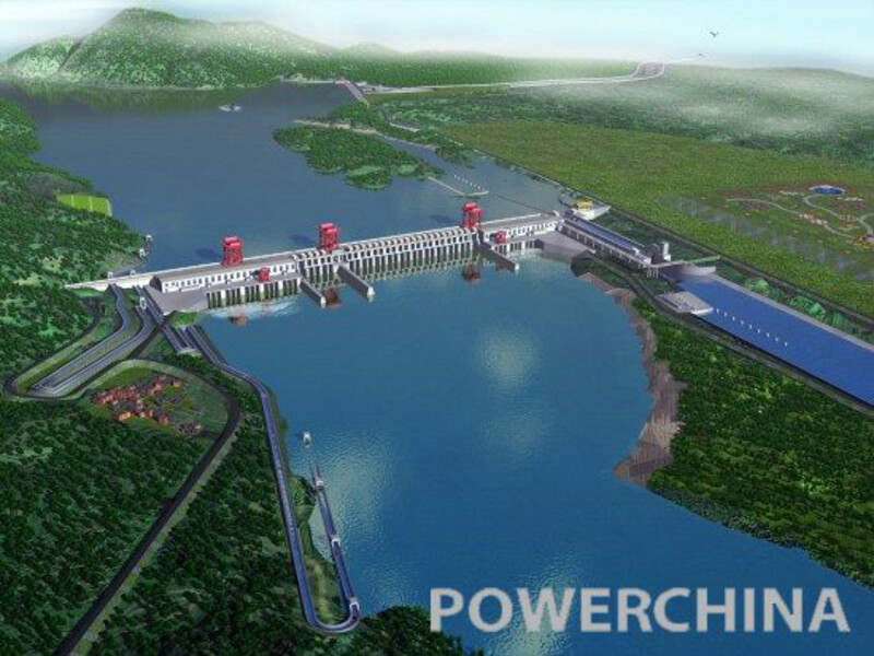 Image 2-Datengxia Water Conservancy Hydro Power Project_China