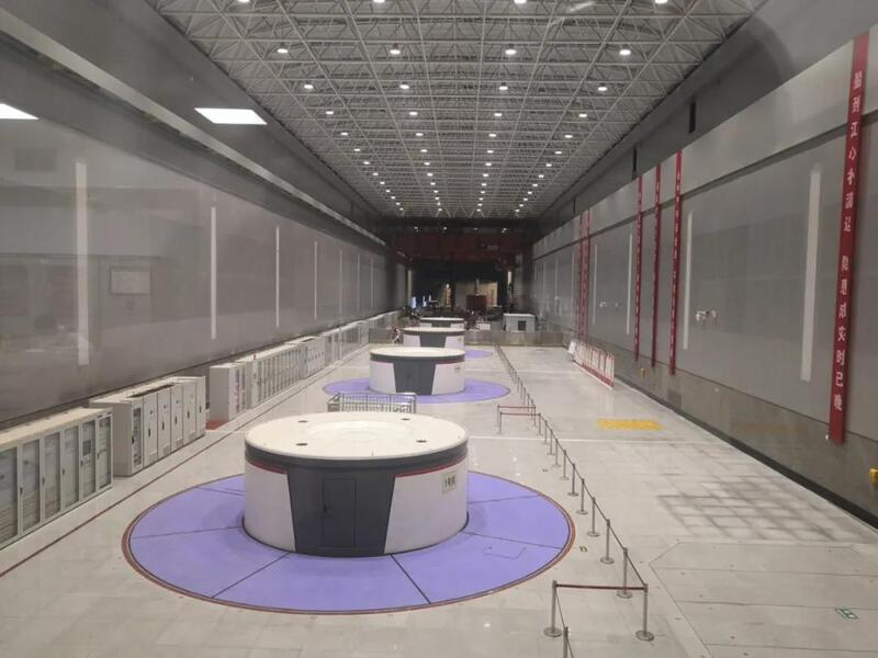 Image 2-Jixi Pumped-storage Hyrdopower Project_China