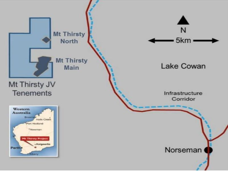 Image 2 - Mt Thirsty Cobalt-Nickel Project