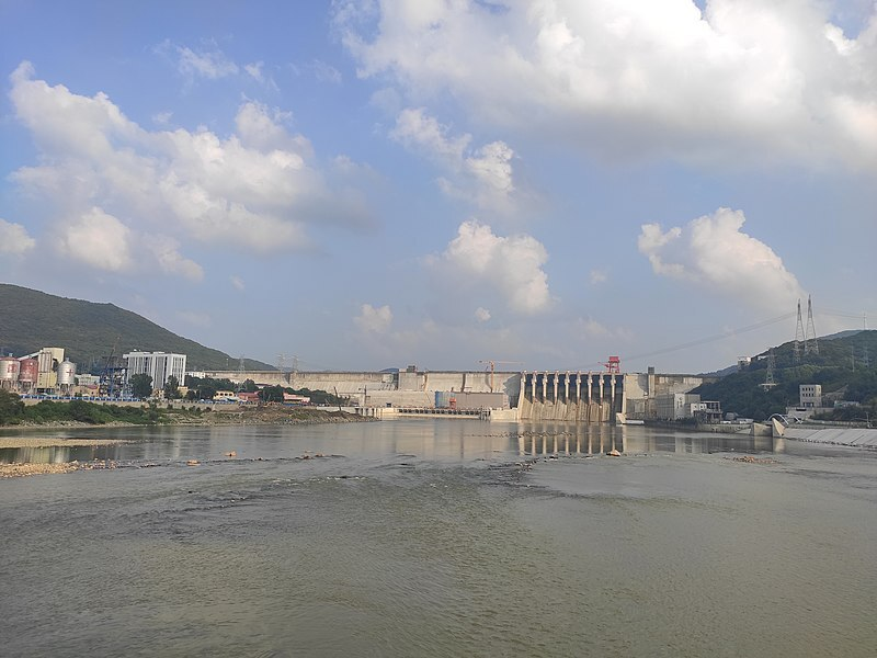 Image 3-Fengman Hydropower Station Reconstruction