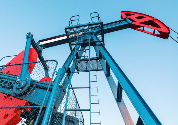 Oil rig ABB