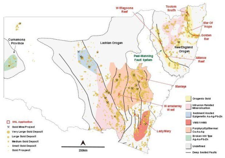 Sentinel Resources Corp--Sentinel Acquires eight gold exploratio