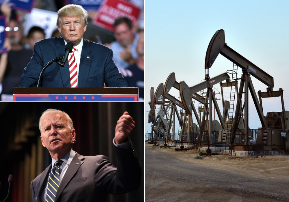 How could the US presidential election impact the oil and gas industry?