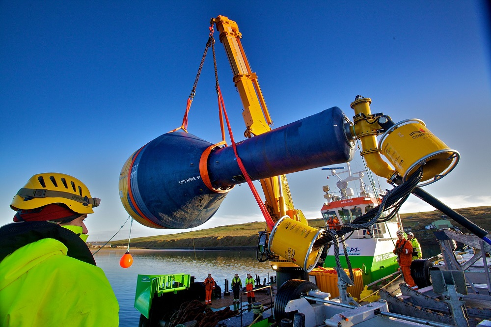 tidal energy projects