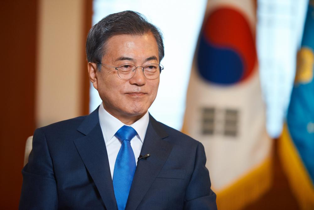 South Korea net-zero pledge