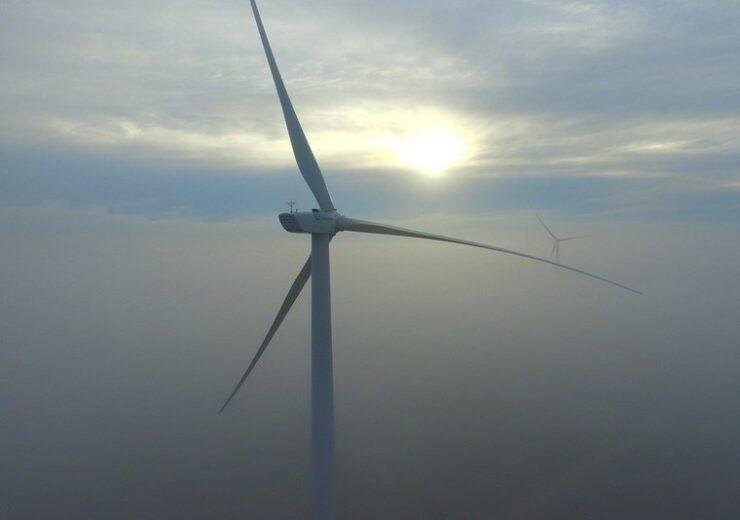 Envision EN110 2-5 MW Turbine VS-1
