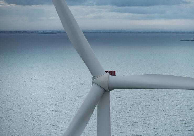 MHI Vestas -  Aerial - Norther Wind Farm