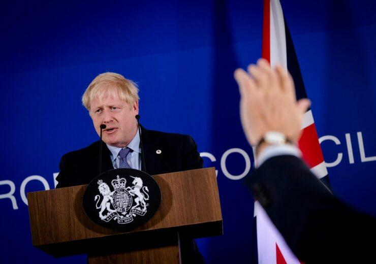Boris Johnson - Alexandros Michailidis - Shutterstock 1544584583