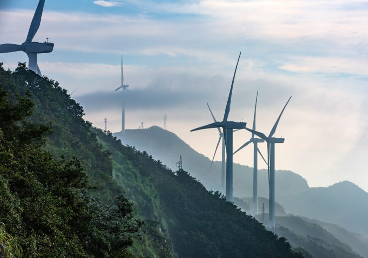 Heyuan Queyashan wind farm China - maple90 - Shutterstock 1669665955