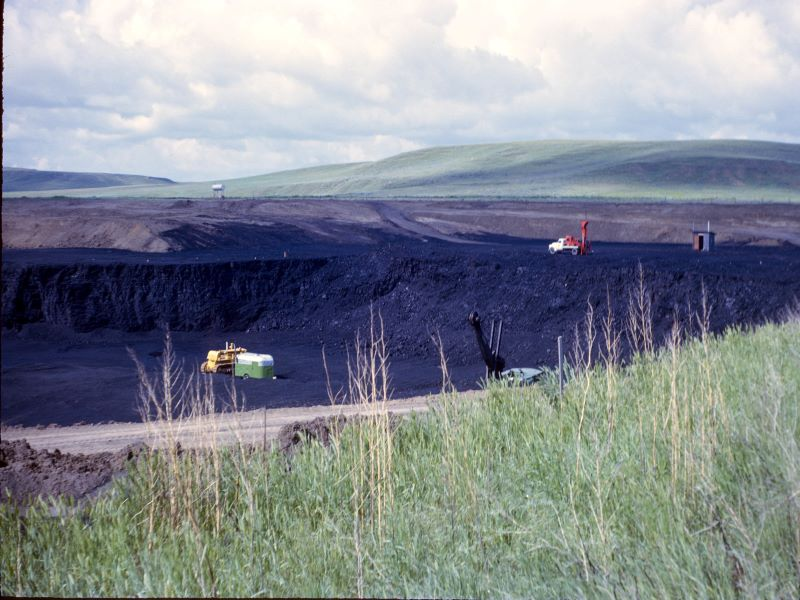 Image 1 - Lake Vermont Coal Mine
