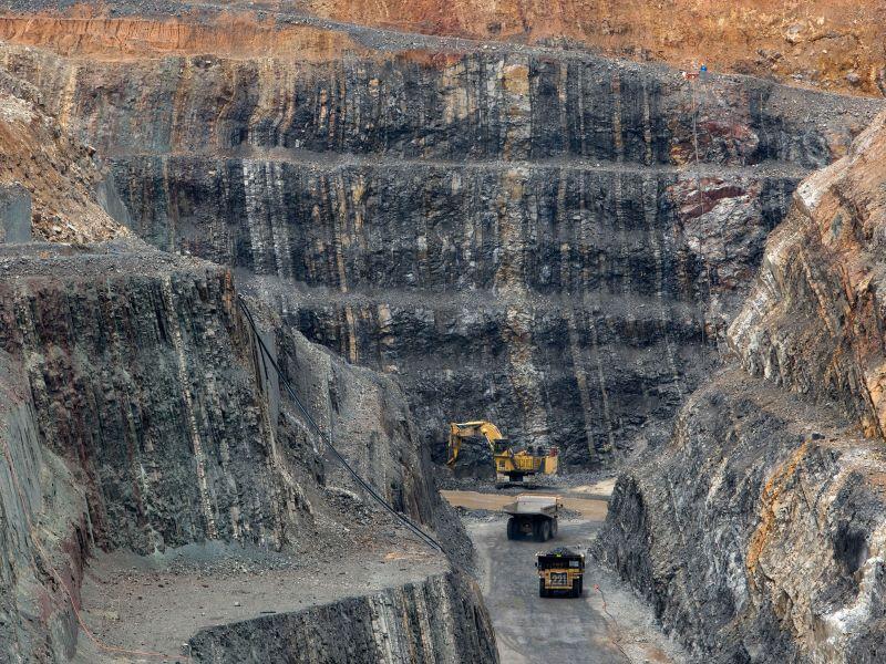 McArthur River Zinc-Lead Mine