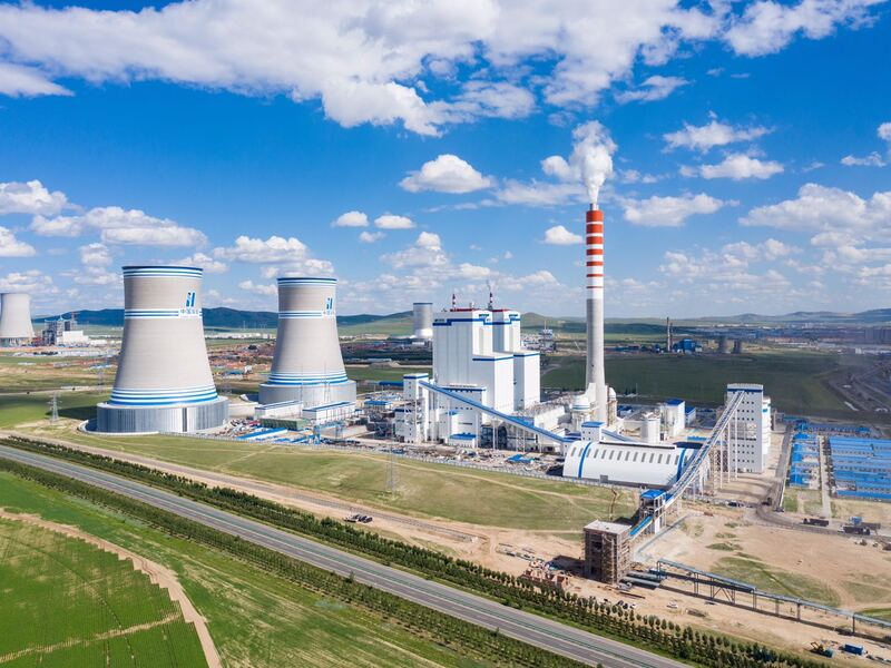 Xilin Gol North Shengli Power Plant