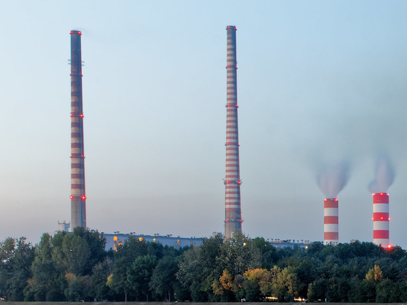 Meja Supercritical Thermal Power Plant