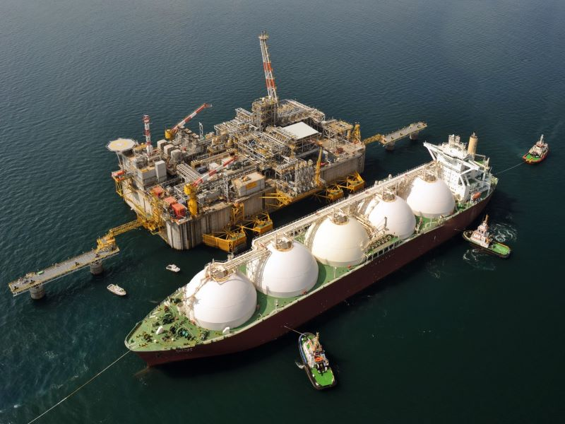 North Field East LNG Project