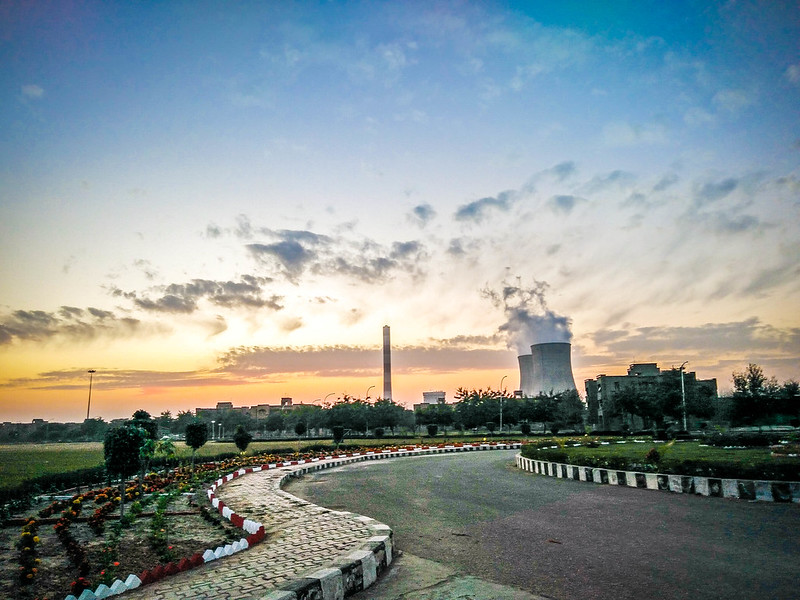 Image 2_Meja Supercritical Thermal Power Plant, UP, India