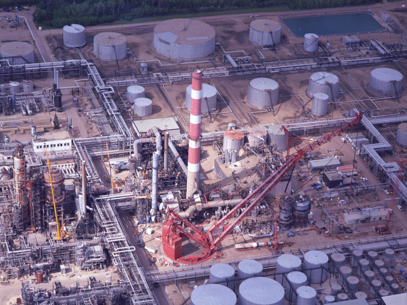 Image3_Esso Strathcona Refinery