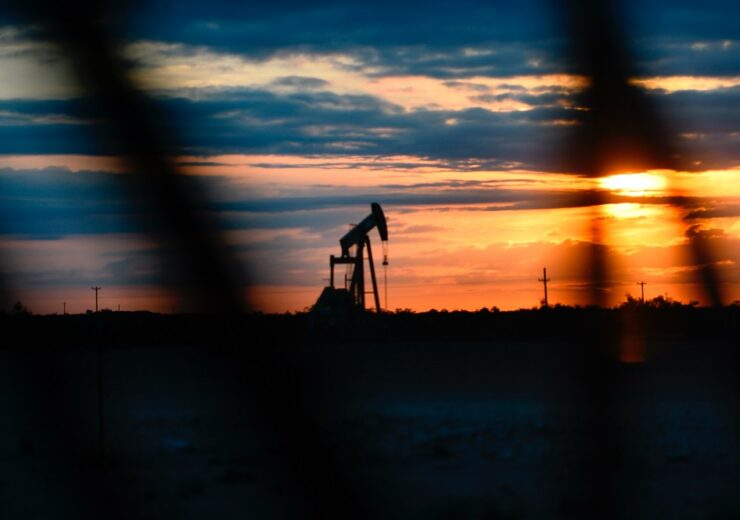 Oil field drilling 2