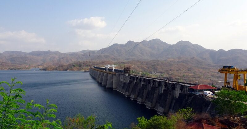 hydroelectric power plants india