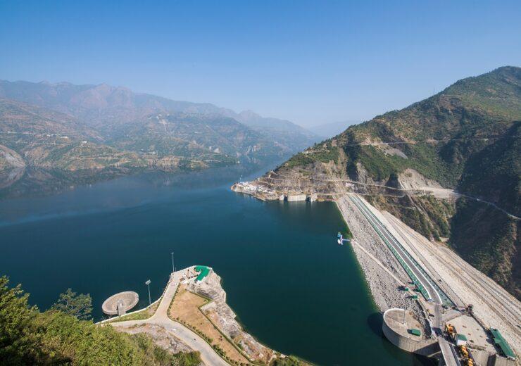 Tehri hydropower dam India - valdiya_ravi - Shutterstock 1754495642