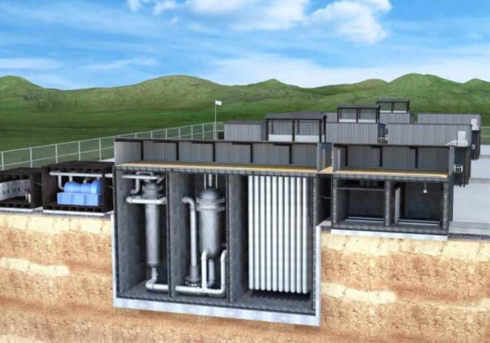 Small modular reactor developments