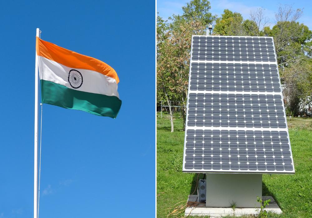 Solar Indian energy market