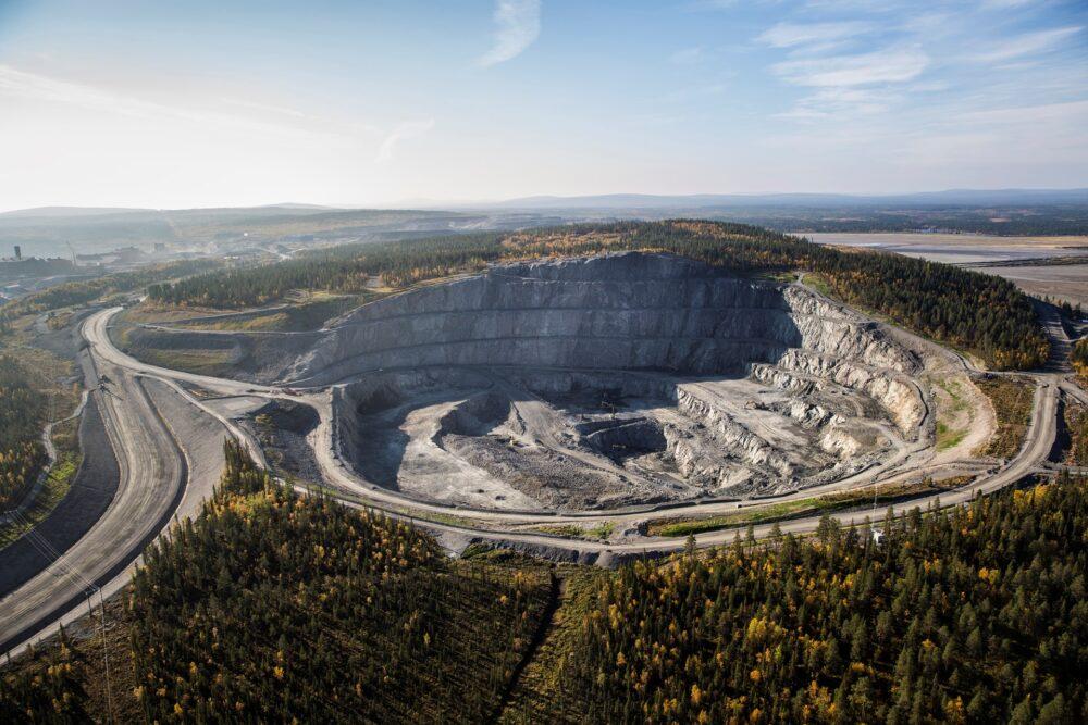 LKAB iron ore