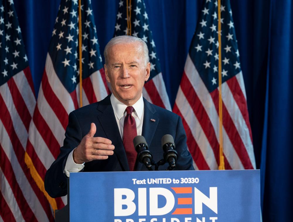 Biden victory US energy