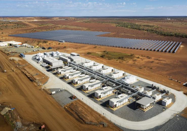 Agnew mine microgrid - EDL Energy