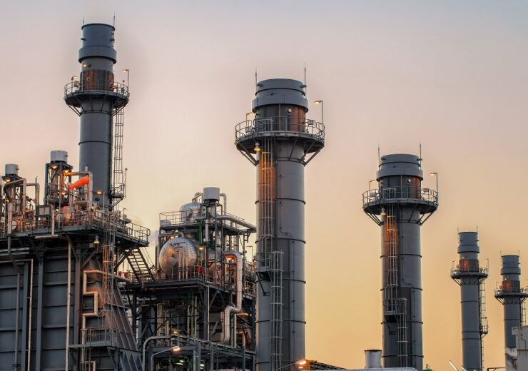 Combined cycle power plant - Factory_Easy - Shutterstock 631059548