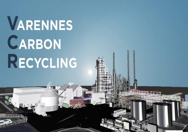 Enerkem Inc--CAD-875 million biofuel plant in Varennes- Qu-bec -
