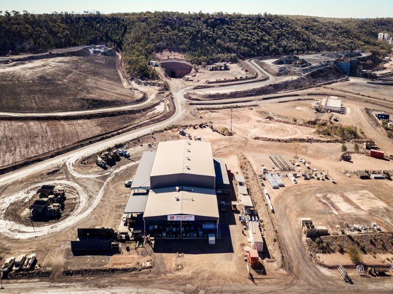Image 1 - Mount Isa Zinc Mines