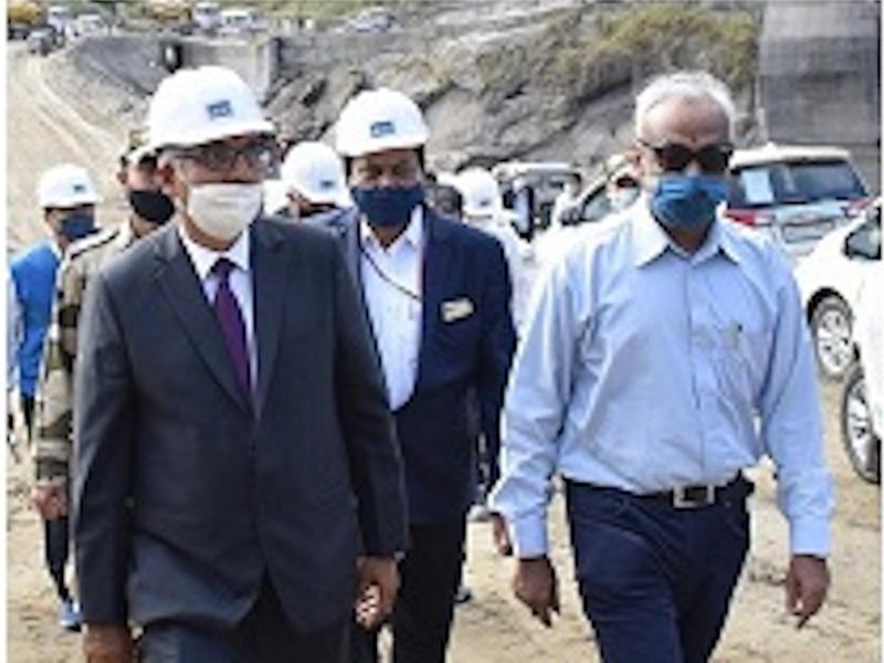 Image 2-Lower Subansiri Hydroelectric Project, India
