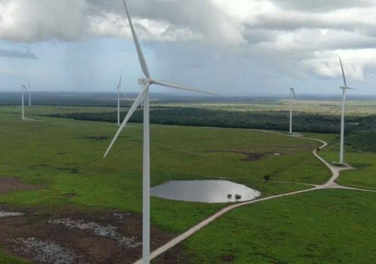 Tizimin wind farm