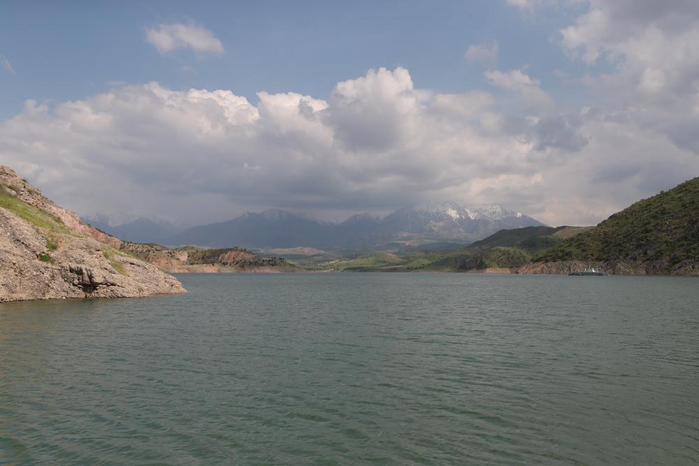 Uzbekistan hydropower plants