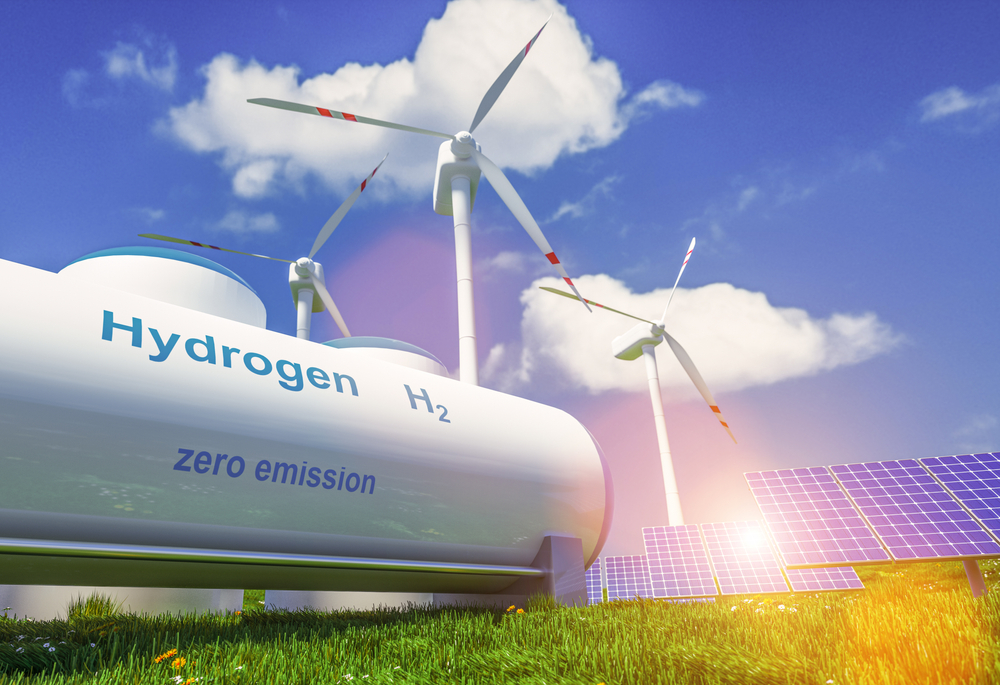 Green hydrogen climate solution