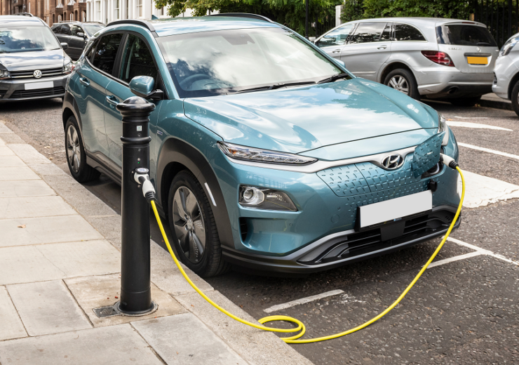 Shell to acquire EV-charging firm Ubitricity as it advances push into electric mobility
