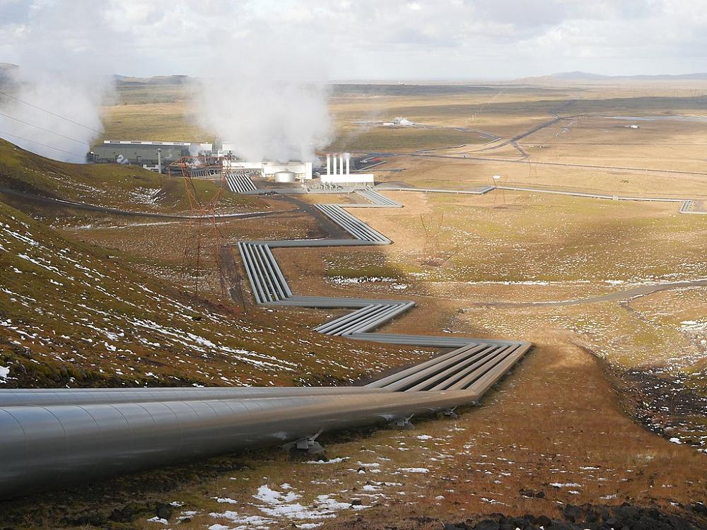geothermal energy iceland