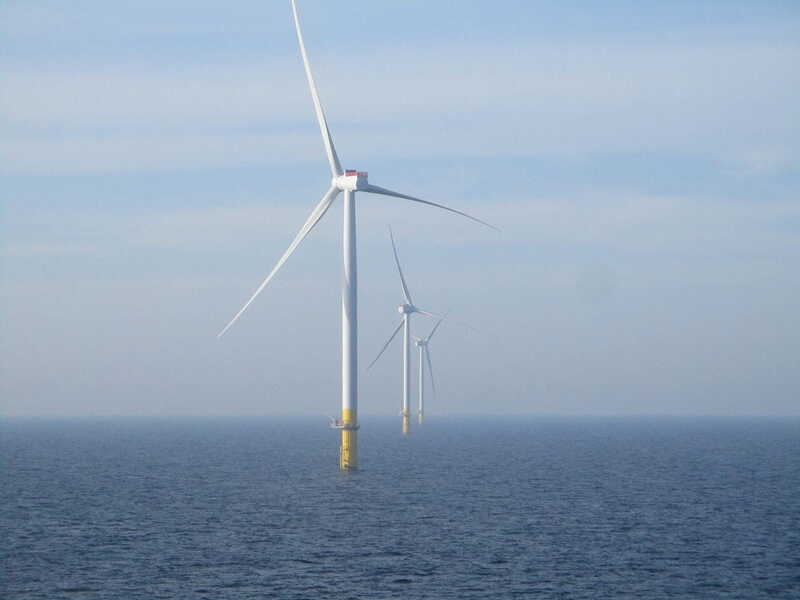 Borssele I and II Offshore Wind Power Project