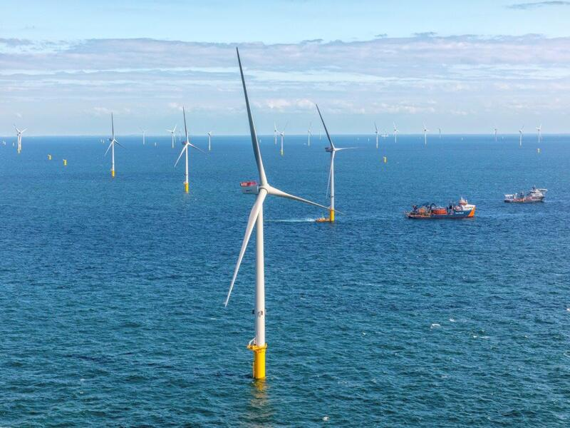 Borssele III and IV Offshore Wind Power Project