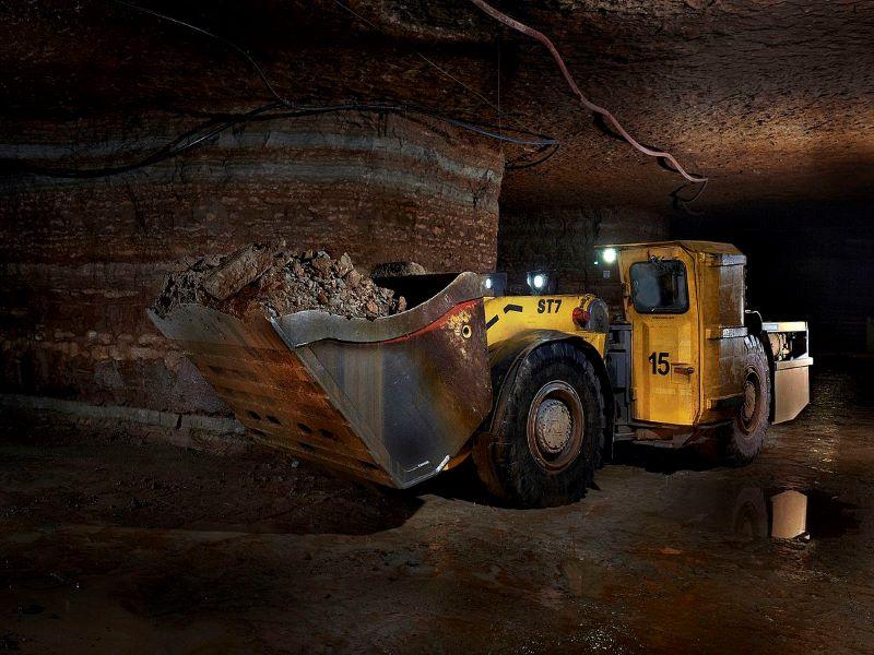 Image 1 - Maxwell Underground Coal Mine