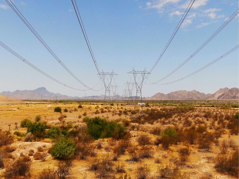 Western Spirit Transmission Line Project